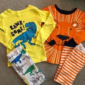 BabyGap Boy Pajama Bundle